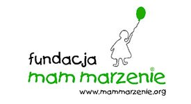 Fundacja mam marzenie logo, mammarzenie.org, Proteza kosmetyczna palców, Protetica, Łódź, Zagajnikowa 35, poradnia protetyczna
