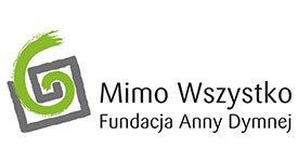 Fundacja Anny Dymnej Mimo Wszystko, logo, Proteza kosmetyczna palców, Protetica, Łódź, Zagajnikowa 35, poradnia protetyczna